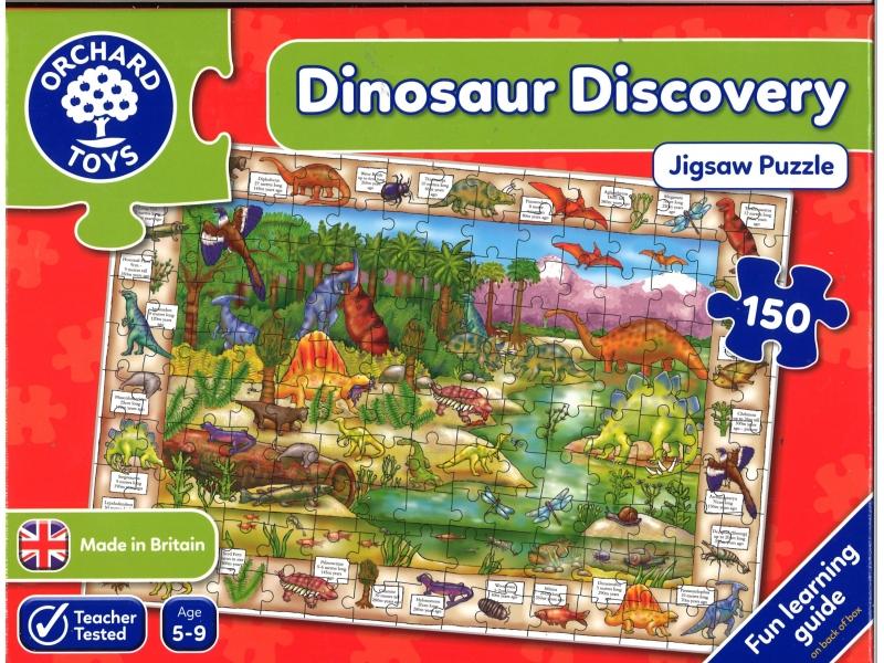 Dinosaur Discovery \Jigsaw