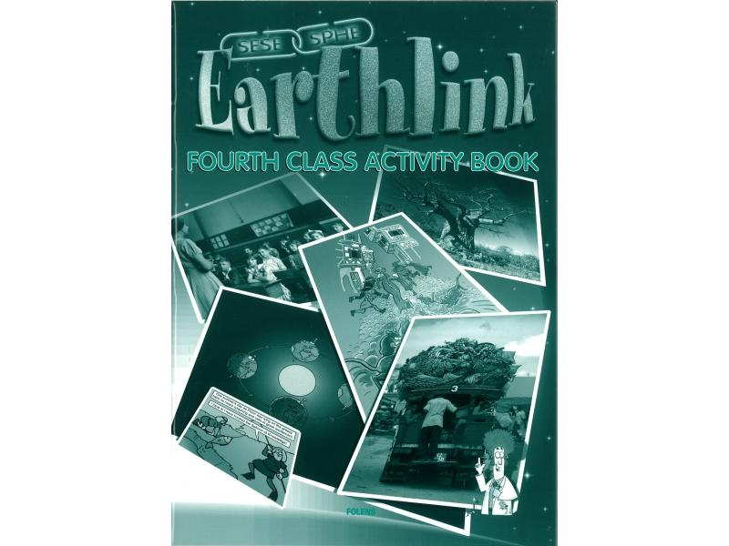 Earthlink 4 Workbook - Fourth Class
