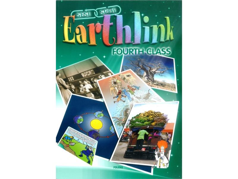 Earthlink 4 Textbook - Fourth Class