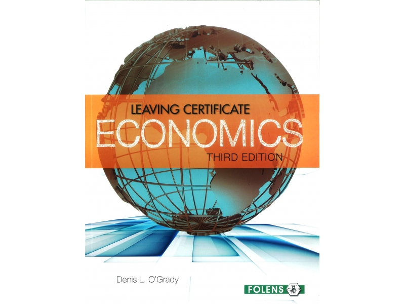 Economics 3rd Edition Pack - Textbook & Workbook - Leaving Certificate Economics