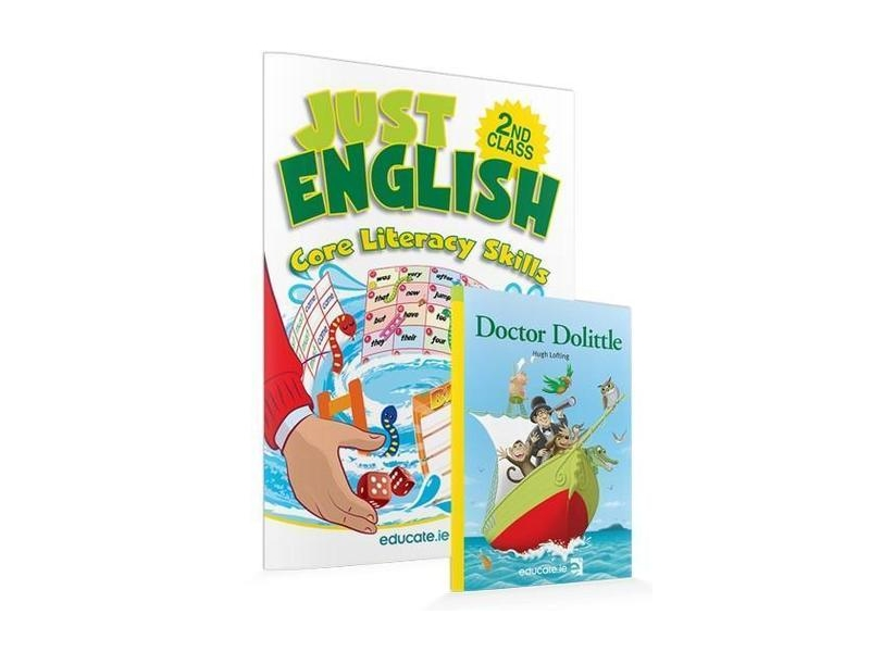 Just English Second Class & Free Storybook