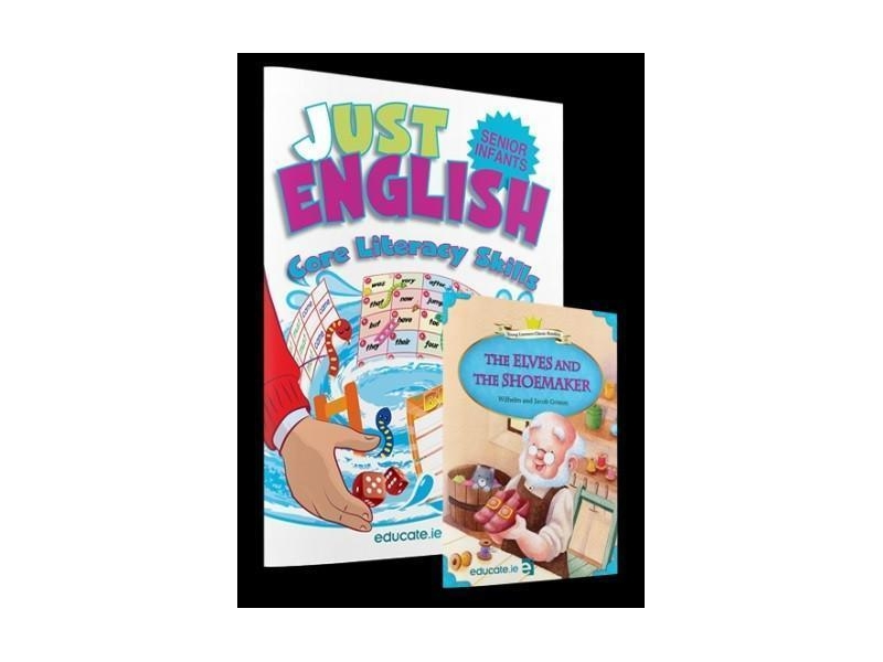 Just English Senior Infants & Free Storybook