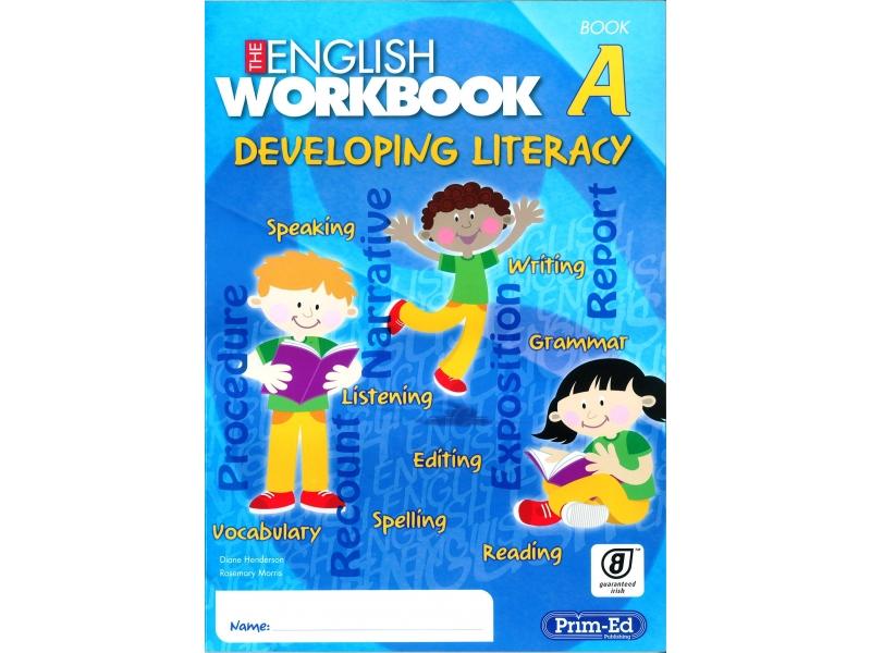 The English Workbook A - Senior Infants