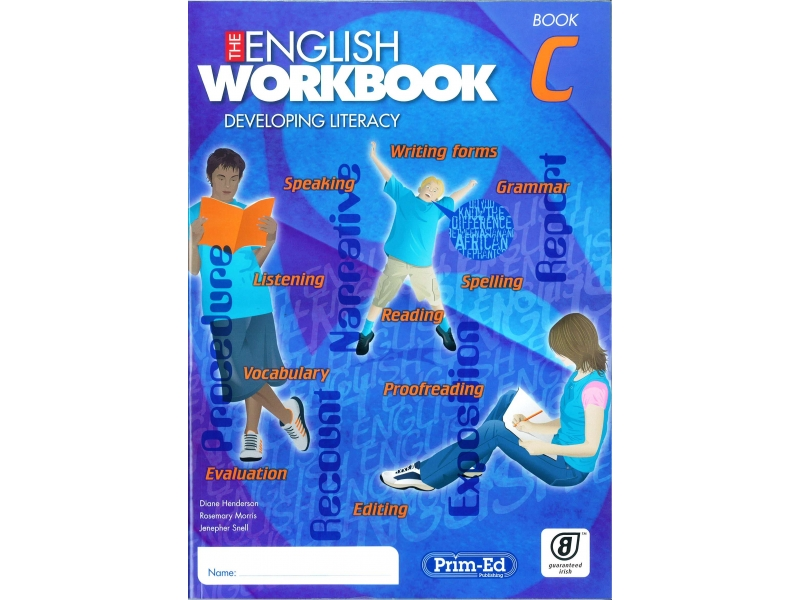 The English Workbook C - Second Class