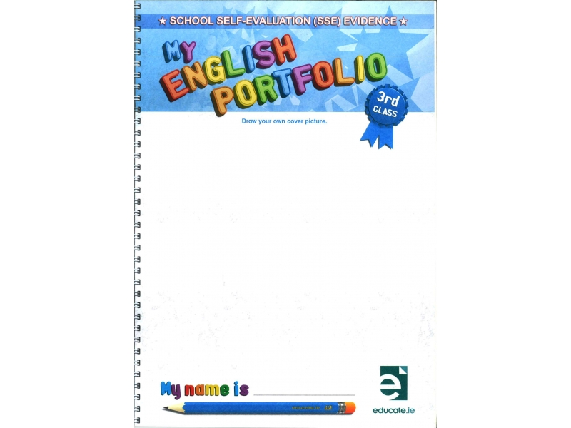 My English Portfolio 3rd Class - Workbook