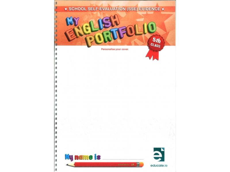 My English Portfolio 5th Class - Workbook