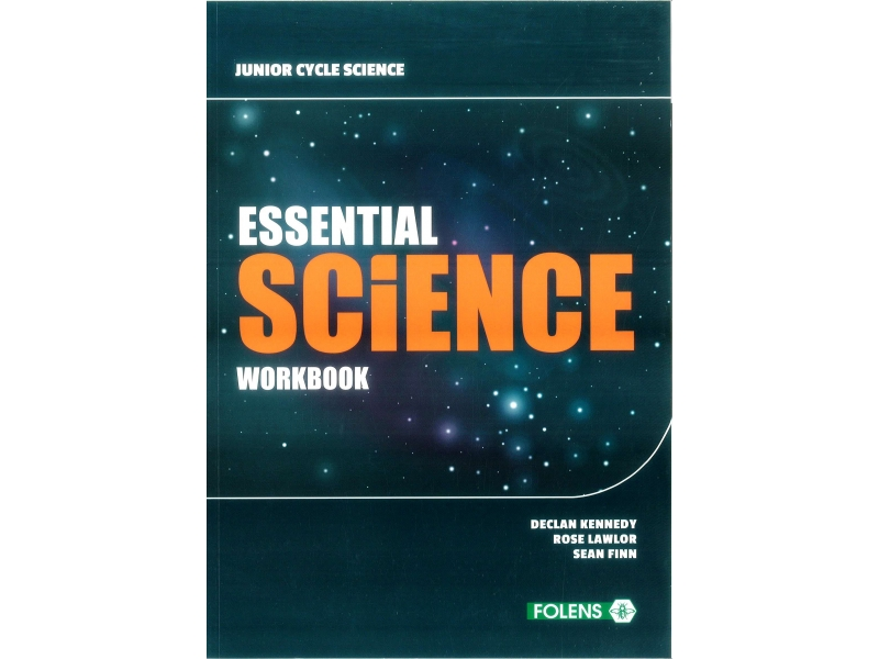 Essential Science Student Workbook - Junior Cycle Science