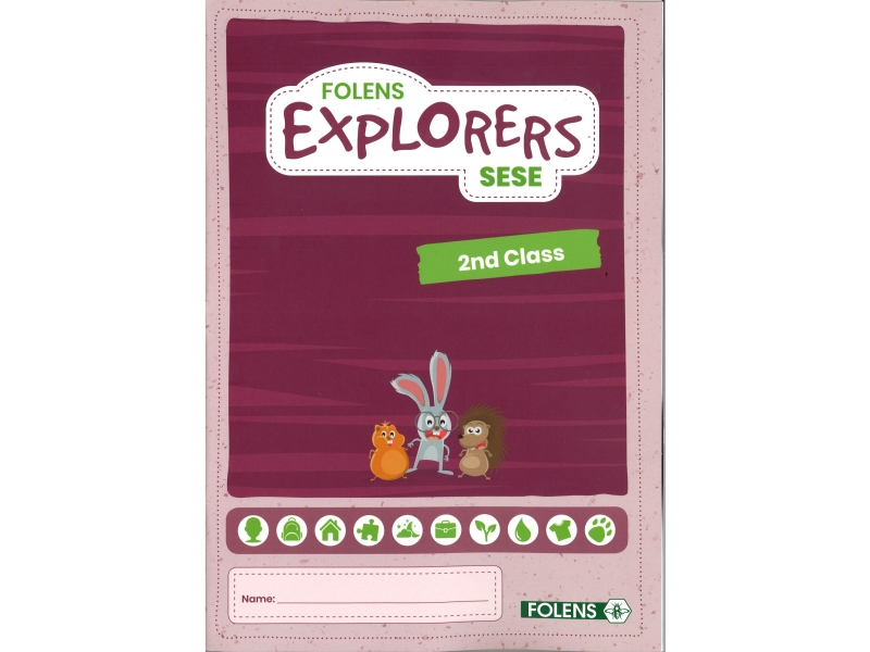 Explorers SESE - 2nd Class