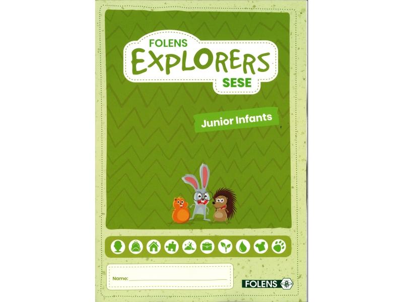 Explorers SESE - Folens - Junior Infants