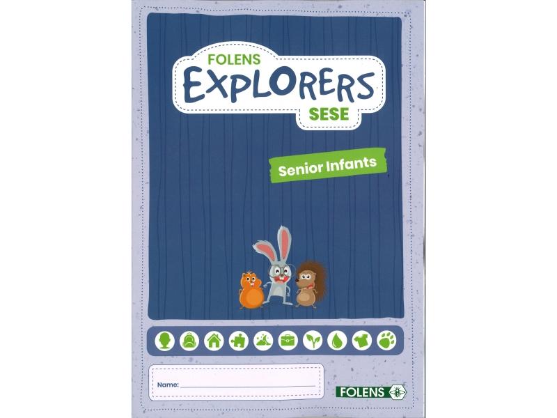 Explorers SESE - Senior Infants
