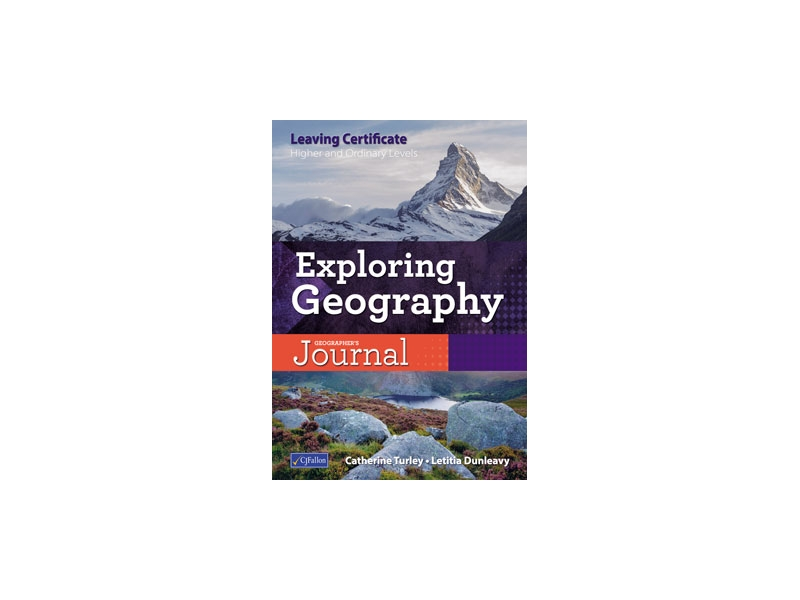 Exploring Geography - Geographers Journal ( Workbook )