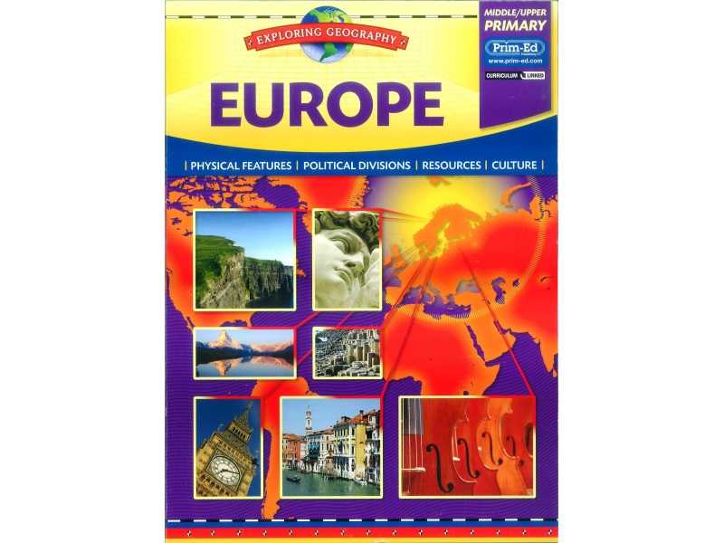 Exploring Geography Europe