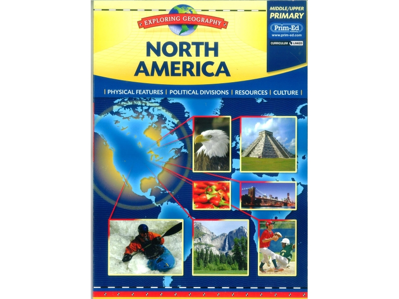 Exploring Geography North America