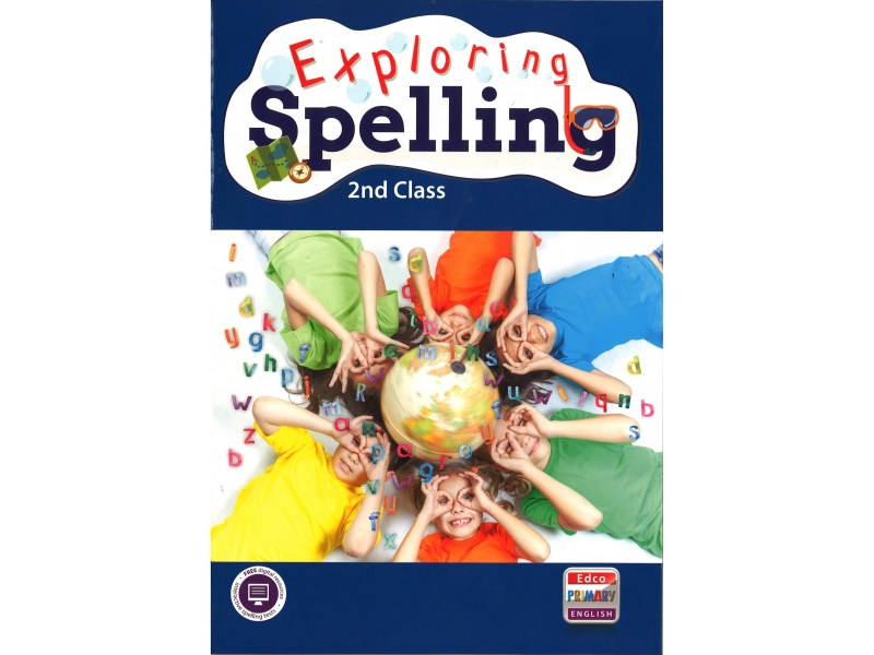 Exploring Spelling 2 - Second Class