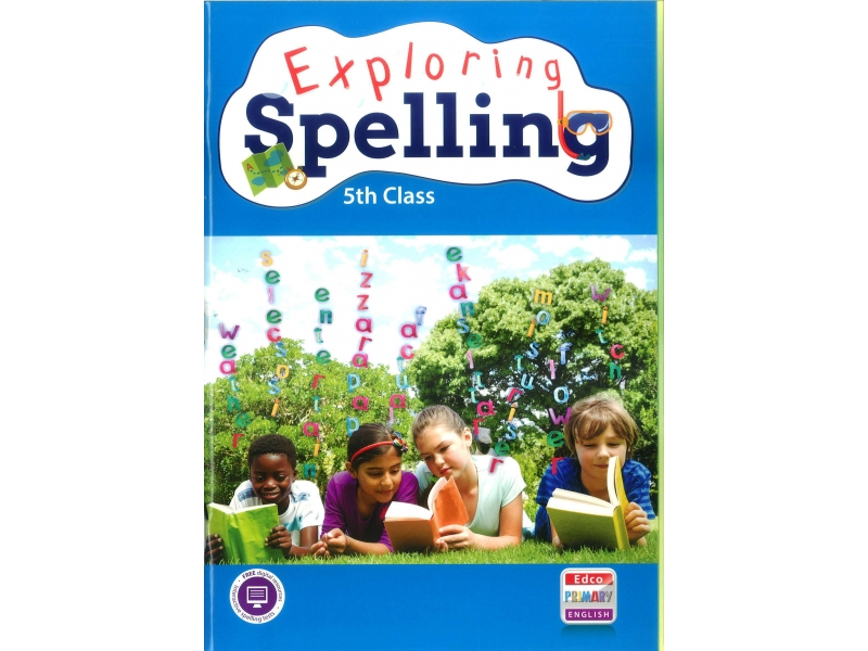 Exploring Spelling 5 - Firth Class