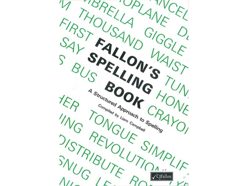 Fallon's Spelling Book
