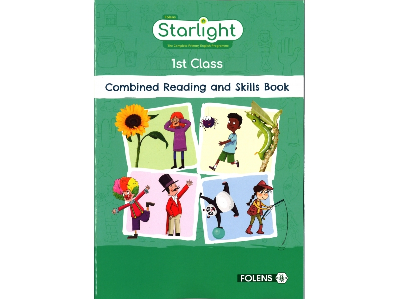 Combined Reading & Skills Book - Starlight - First Class