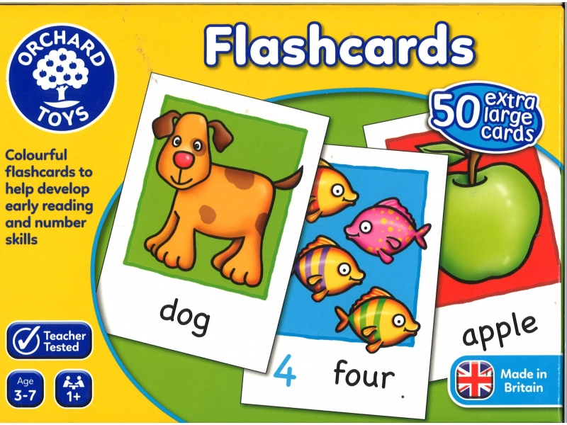 Flashcards General