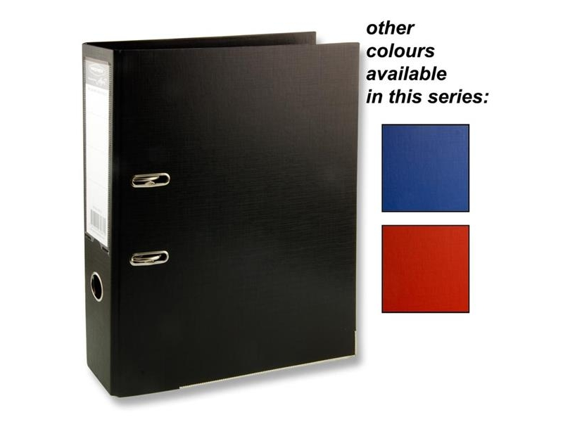 Lever Arch Folder Foolscap Assorted