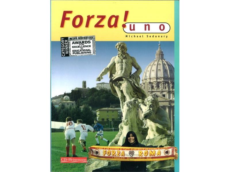 Forza! Uno - Textbook