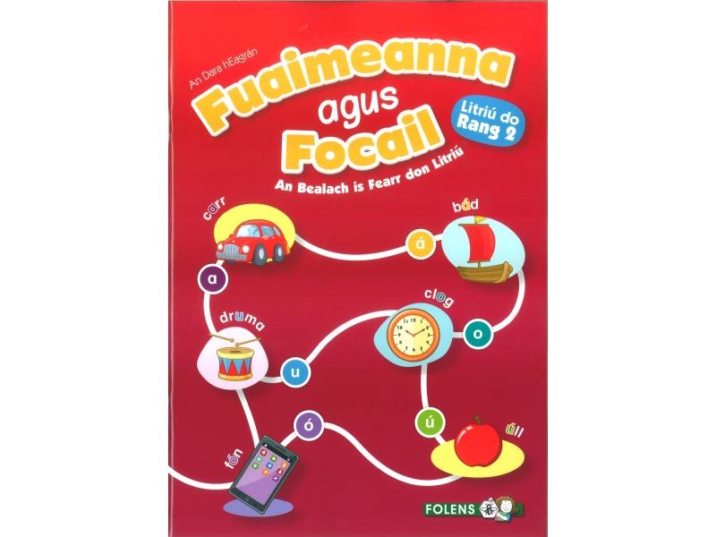 Fuaimeanna Agus Focail 2 - Second Class- 2nd Edition