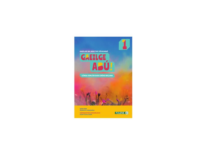 Gaeilge Abu 1 Pack - Junior Cycle Irish