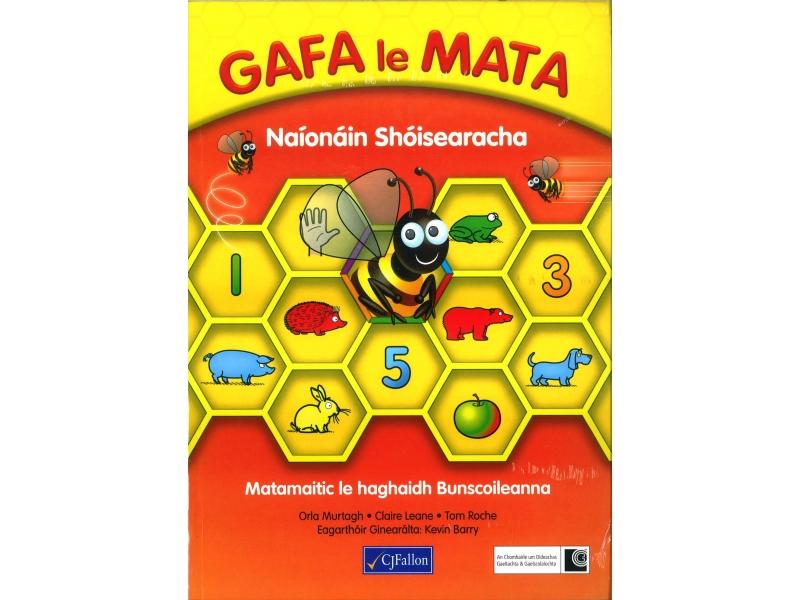Gafa le Mata Junior Infants Pack - Book & Activity Book
