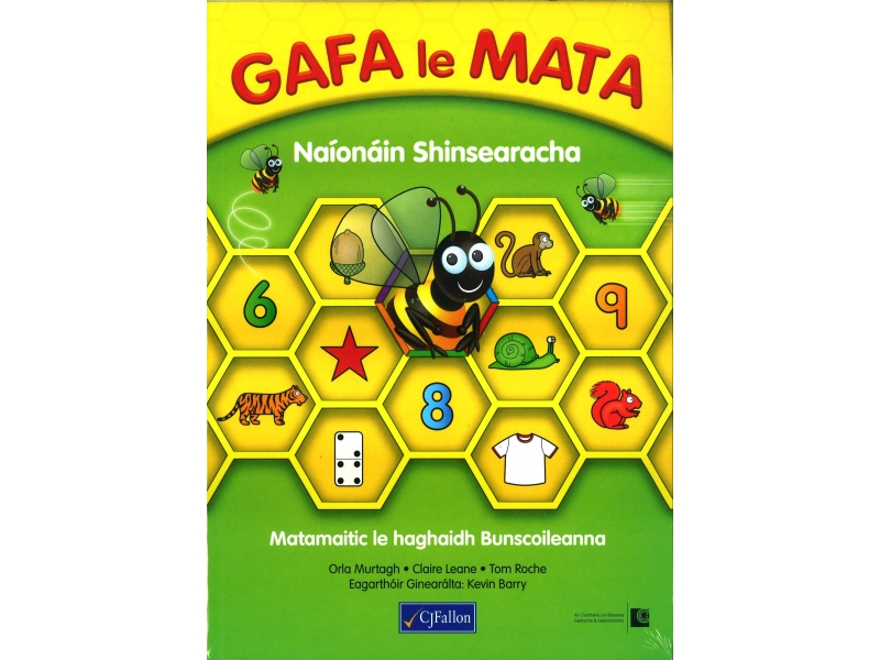 Gafa le Mata Senior Infants Pack - Book & Activity Book
