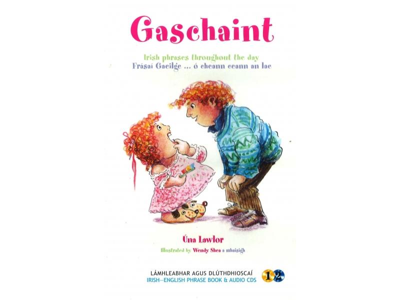 Gaschaint Book & Cd