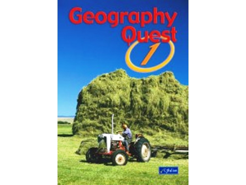 Geography Quest 1 - First Class