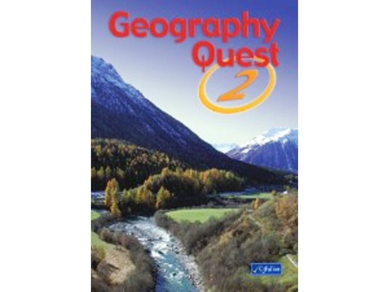 Geography Quest 2 - Second Class