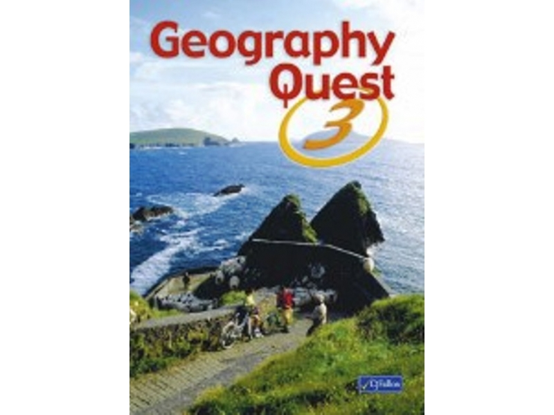 Geography Quest 3 - Third Class