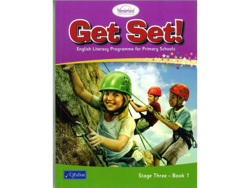 Get Set! - Core Reader - Wonderland Stage Three - Third Class
