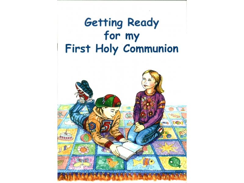 Getting Ready For My First Holy Communion