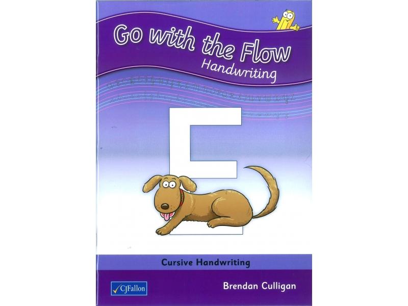 Go With The Flow E - Cursive Handwriting - Third Class