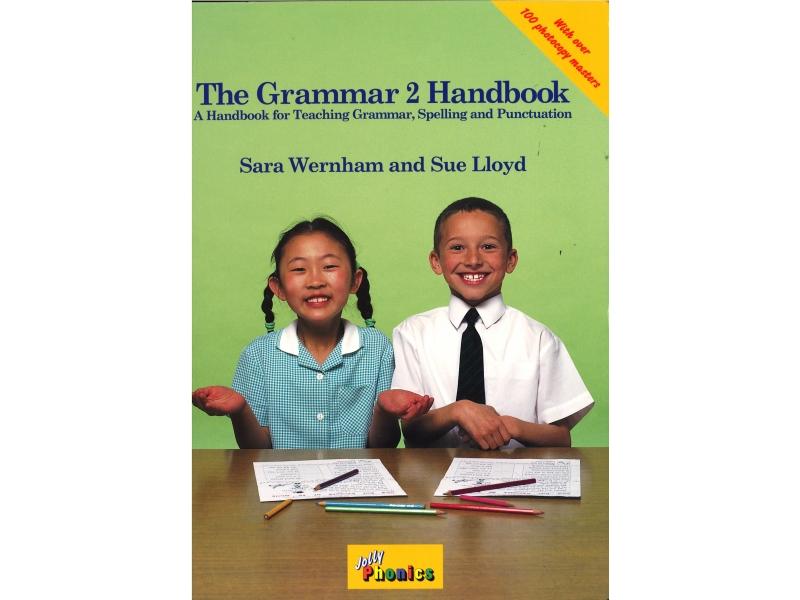 The Grammar 2 Handbook - Jolly Phonics