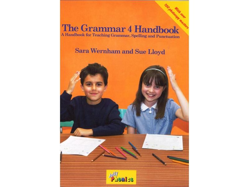 The Grammar 4 Handbook - Jolly Phonics