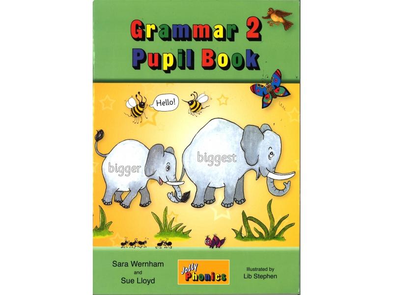 Jolly Grammar 2 - Pupil Book