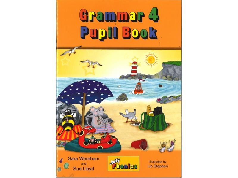 Jolly Grammar 4 - Pupil Book
