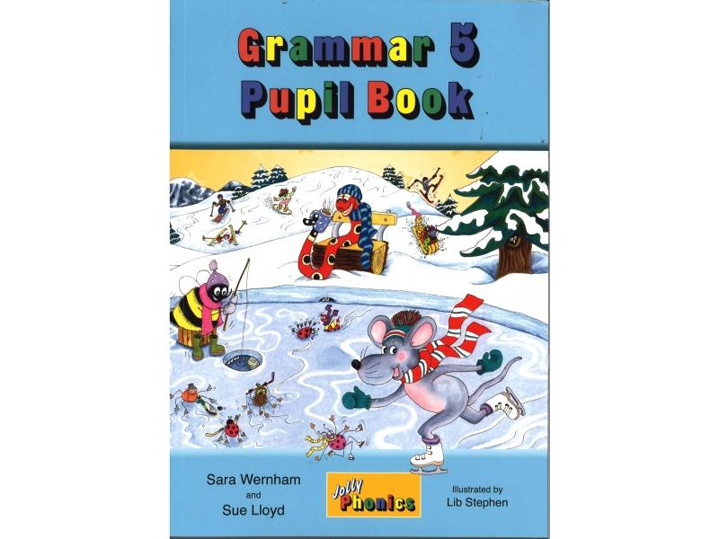 Jolly Grammar 5 - Pupil Book