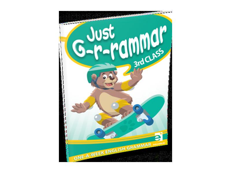 Just Grammar 3rd Class