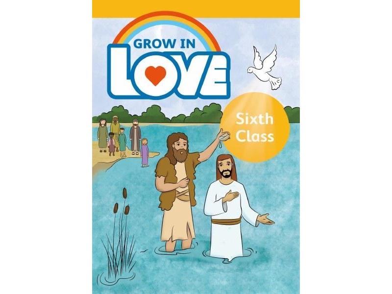 Grow In Love 6th Class