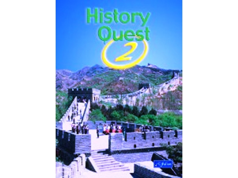History Quest 2 - Second Class