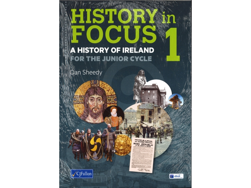 History In Focus Pack - Junior Cycle History - Includes Free eBook