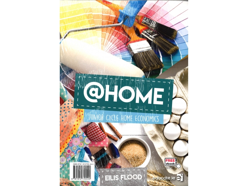 @Home Pack - Junior Cycle Home Economics - Free eBook