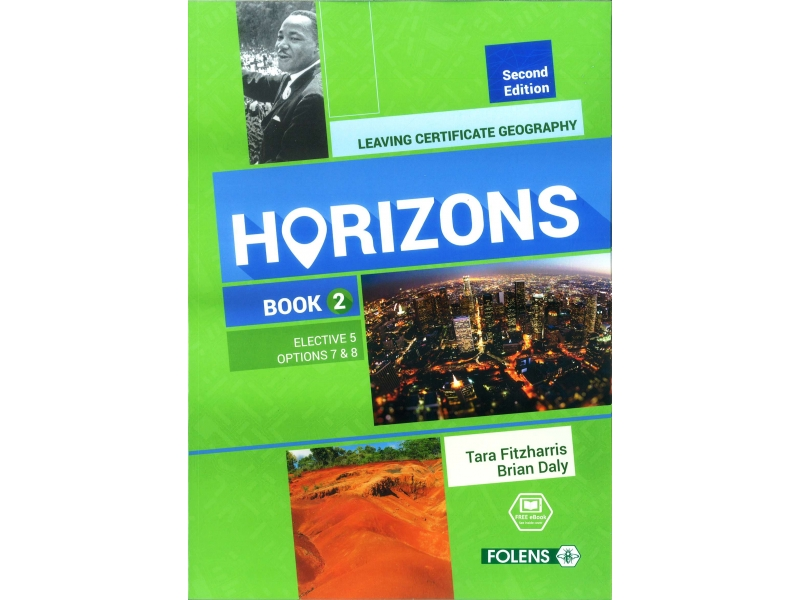 Horizons Book 2 2nd Edition - Elective 5 Options 7 & 8