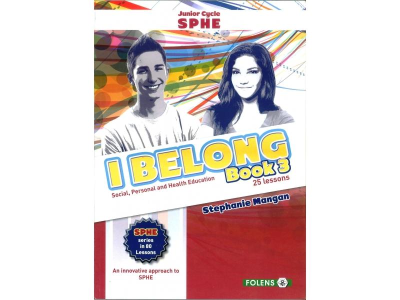 I Belong - Book 3 - Junior Certificate SPHE