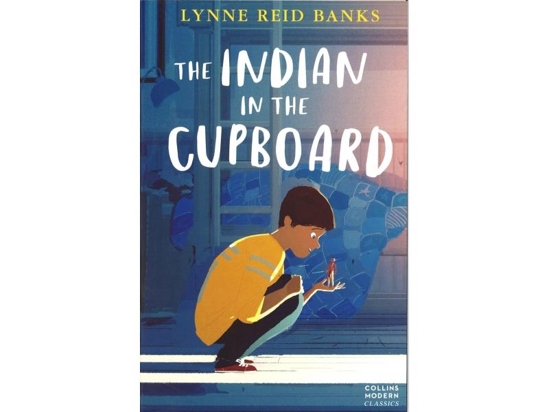Indian In The Cupboard - Lynne Reid Banks