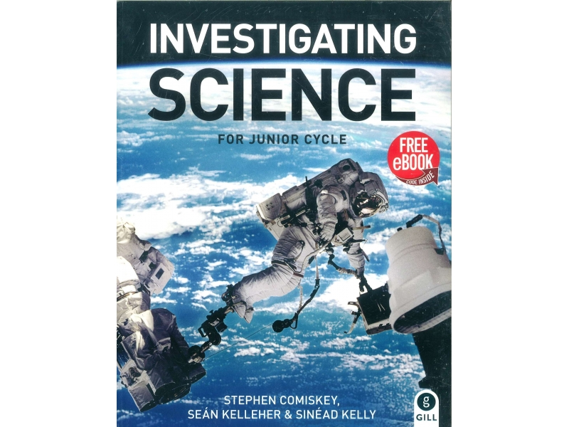 Investigating Science For Junior Cycle Pack - Textbook & Workbook - Includes Free eBook