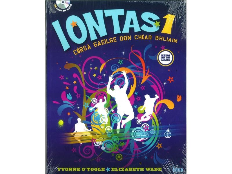 Iontas 1 Pack - Textbook & Workbook - Includes Free eBook